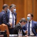 """Neîncredere totală între USR PLUS și PSD pentru trecerea moțiunii. """"Ciolacu se afundă în ridicol în fiecare oră în care găsește o scuză penibilă ca să nu pice guvernul"""""""