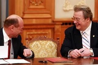 Ne amuzam cu Vadim, sa ne minunam cu Basescu (Opinii)