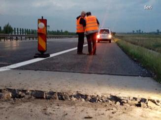 Ne asteapta inca doi ani in care Autostrada Soarelui risca sa se rupa, la intrarea in Bucuresti. Iata de ce autoritatile nu pot rezolva problema mai devreme de sfarsitul lui 2020