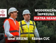 Neamt: Doi membri ai PRO Romania, cunoscuti oameni de afaceri, s-au inscris in PSD Piatra-Neamt