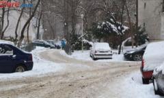 Neamt: Zece comune au ramas fara energie electrica din cauza ninsorilor