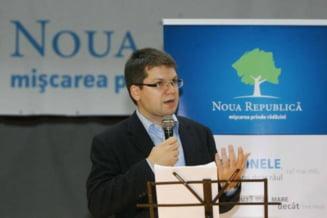 Neamtu cere donatii de la oameni de afaceri pentru Noua Republica