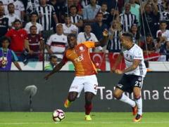 Nebunie in Turcia, unde fanii Galatei si ai lui Besiktas s-au batut cu pietre inainte de Supercupa (Video)