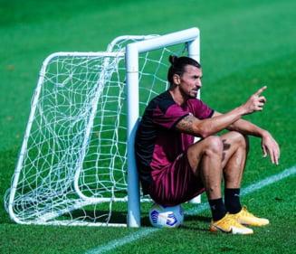 """Nebunie in lumea sportului. Zlatan Ibrahimovic, in razboi cu Lebron James: """"Eu sunt cel mai bun din lume"""". """"Zlatan, esti prost ca naiba"""""""
