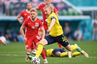 Nebunie la EURO 2020! 10 goluri marcate in ultimele doua meciuri din grupa Spaniei. Cu cine vor juca ibericii in optimi