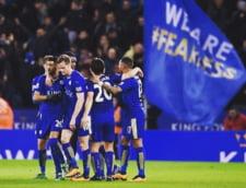 Nebunie pe strazile din Leicester, dupa cucerirea primului titlu de Premier League din istorie (Video)