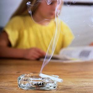Nefumatorii sunt mai inteligenti in comparatie cu fumatorii