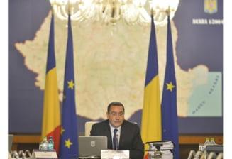 Negocieri finale pe Codul Fiscal, fara Ponta. Ce face premierul la Chisinau