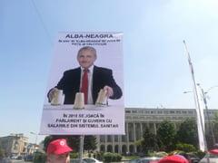 Negocieri la Guvern inainte de greva generala: De dimineata sindicatele si ministrii cauta solutii, Dancila a facut doar act de prezenta