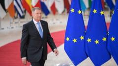 Negocieri pentru banii UE: Iohannis s-a intalnit cu sefii Consiliului si Comisiei Europene