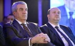 Negocieri pentru noul guvern: Tariceanu si Chitoiu discuta cu Ponta