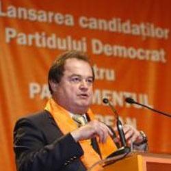 Negoita, seful de campanie al candidatului Blaga
