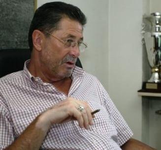 Negoita a dezvaluit salariul lui Cornel Dinu la Dinamo