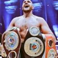 Neinvins in cariera, Tyson Fury si-a anuntat revenirea in box