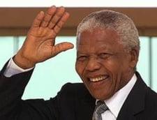 Nelson Mandela, petrecut pe ultimul drum de George W. Bush si Bill Clinton