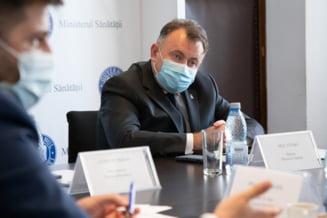 """Nelu Tataru: """"Propunerea Ministerului Sanatatii este de prelungire a starii de alerta cu 30 de zile"""""""