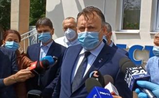 """Nelu Tataru: """"Va creste in urmatoarea perioada numarul de cazuri, sper ca nu exponential. Suntem undeva la mijloc, cu o transmitere comunitara joasa"""""""