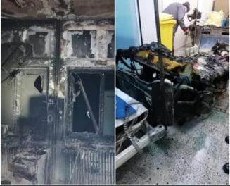 """Nelu Tataru, declaratie in premiera despre incendiul de la Piatra Neamt: """"Usile saloanelor de la ATI erau incuiate"""""""
