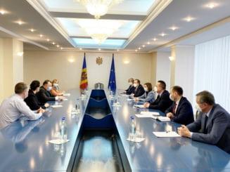 """Nelu Tataru, dupa o intalnire cu Maia Sandu: """"Romania si Republica Moldova au nevoie de strategii eficiente pentru accelerarea procesului de vaccinare"""""""