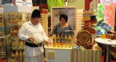 Nemtii stau la coada pentru un produs din Transilvania. Florian Chise, singurul bihorean prezent la Targul de la Berlin-FOTO