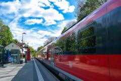 Nemtii sunt incurajati sa renunte la masinile personale cu bilete de tren mai ieftine pentru distante lungi