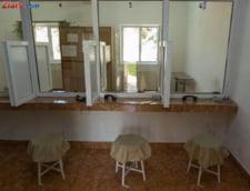 Nemultumirile din penitenciare explodeaza in mandatul lui Toader. Cum au ajuns detinutii sa pazeasca inchisorile Fotoreportaj