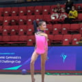 Nepoata Simonei Halep face gimnastica de perfomanta. La 13 ani este vazuta ca un viitor star VIDEO