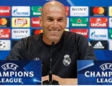 Nepotism la Real Madrid? Zidane si-a inclus fiul in lotul pentru finala Ligii Campionilor
