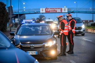 Nerespectarea carantinei se pedepseste in Italia cu pana la 12 ani de inchisoare, in Romania cu maxim 2 ani