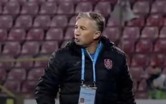 """Nervi multi la Cluj: Dan Petrescu a fost eliminat si va privi din tribune meciul cu FCSB: """"Am fost facuti pilaf"""""""