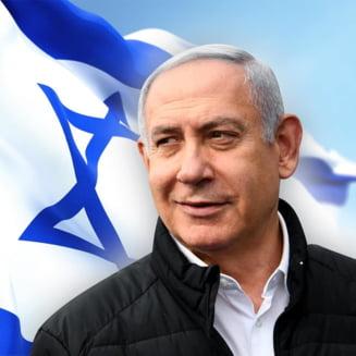 Netanyahu: O felicit pe prietena mea, premierul Romaniei Viorica Dancila, pentru anuntul referitor la mutarea ambasadei la Ierusalim