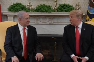 Netanyahu a anuntat anexarea coloniilor din Cisiordania, dupa alegeri