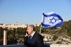 """Netanyahu acuza ca noua coalitie formata pentru inlaturarea sa este rezultatul """"celei mai mari fraude electorale"""" din istoria democratiei"""