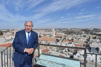 Netanyahu ii cere lui Putin sa scoata fortele iraniene din Siria
