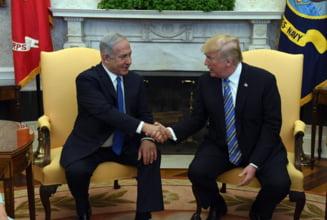 Netanyahu spune ca cel putin sase tari vor sa-si mute ambasada la Ierusalim. Si Romania?