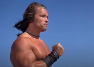 """Netflix pregateste un serial despre """"Conan Barbarul"""", eroul facut celebru de Arnold Schwarzenegger in anii '80"""