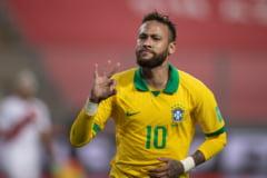 """Neymar, cel mai bun marcator din istoria Braziliei, dupa ce l-a depasit pe Ronaldo. """" Este si arcul, dar si sagetile"""""""