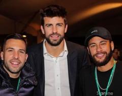Neymar, cu ochii la tenis: Ce meci a urmarit la Madrid