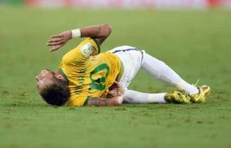 Neymar, dus de urgenta la spital: Nu va mai juca la Cupa Mondiala!