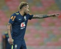 Neymar, peste Pele si Kaka in clasamentul all-time al nationalei Braziliei