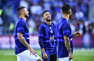 Neymar a dat cartile pe fata dupa ce a fost huiduit de fanii lui PSG la fiecare atingere de balon: Am vrut sa plec de aici