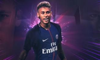 Neymar a semnat cu PSG: Detaliile celui mai scump transfer din istoria fotbalului - oficial