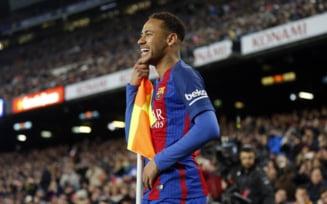 Neymar ar fi renuntat la transferul la Barcelona - presa