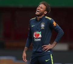 Neymar isi pune coechipierii in cap cu o declaratie