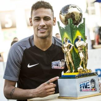 Neymar vorbeste despre plecarea de la Barcelona: Orice se poate intampla