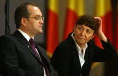 Nici Boc nu sustine candidatura Monicai Macovei: Prea tarziu, acum mai mult incurca