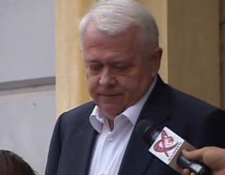 Nici Hrebenciuc nu mai e convins ca Geoana ar trebui sa ramana presedinte PSD