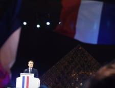 Nici Macron, nici Le Pen: Un francez din trei a votat in alb sau s-a abtinut