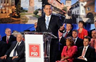 Nici de PSD nu-i pasa lui Victor Ponta? (Opinii)
