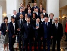 Nici in Franta nu-i mai bine. Ministrii lui Macron au inceput sa demisioneze